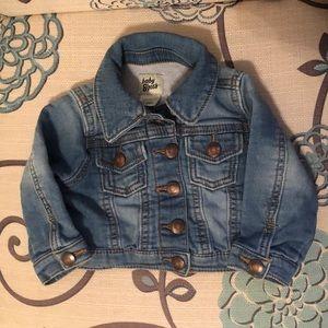 Baby girl (Oshkosh) Jean jacket